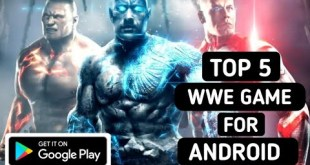 [OFFICIAL/ONLINE] TOP 5 HIGH GRAPHIC WWE GAME FOR ANDROID | HINDI/URDU