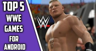 [OFFLINE] TOP 5 Best WWE Games For Android !!