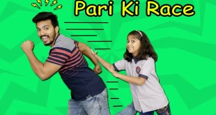 Pari Ne Ki Race Me CHEATING | Fun Story (Short Film) | Pari's Lifestyle