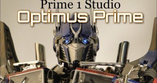 Prime 1 Studio Transformers DOTM Optimus Prime Statue : Sideshow Collectibles Exclusive