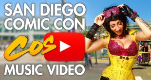 SDCC San Diego Comic Con - Cosplay Music Video 2016
