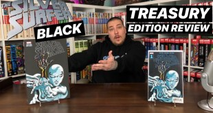 SILVER SURFER BLACK Treasury Edition Review | Donny Cates | Marvel Comics