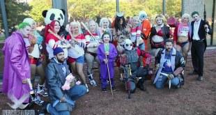 SUICIDE SQUAD Cosplay Photo Shoot - Granite Comic Con 2016