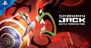 Samurai Jack: Battle Through Time - Announcement Trailer | PS4