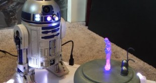 Sideshow Collectibles R2-D2 Deluxe 1/6 scale Star Wars unboxing LIGHT FIX!