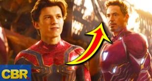 Spider-Man VS Iron Man