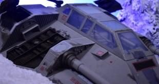 Star Wars Black Series Snowspeeder and Dak Ralter Review