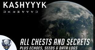 Star Wars Jedi: Fallen Order - 100% Kashyyyk - Chests, Secrets, Echoes, BD-1 Logs & Seeds