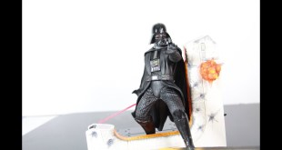 Star Wars: The Black Series Centerpiece 01 Darth Vader Statue review