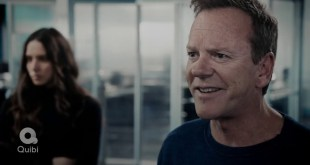 The Fugitive Movie Trailer - Thriller from Prison Break Producer w / Kiefer Sutherland