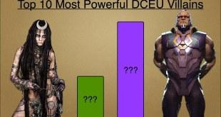 Top 10 Most Powerful DCEU Villains