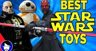 Top Ten Best Star Wars Toys Ever