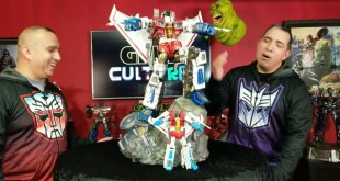 Transformers G1 Starscream by Imaginarium Art