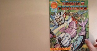 Transformers Marvel UK Comics Review Part 17 #152 - #159