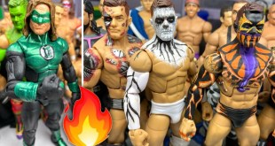 WWE FIGURES FOR SALE! CUSTOMS, BELTS, WEAPONS, + MORE!