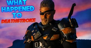 What Happened To Deathstroke in the DCEU