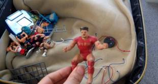 What's In The Suitcase?? (Part 1 of 2) - WWE / WWF Merchandise