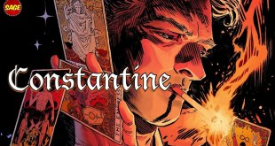 Who is DC Comics' John Constantine? Feared by Enemies AND Allies.