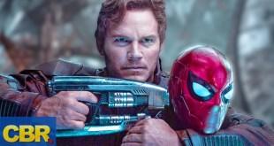 20 Times MCU Actors Improvised On Set And Marvel Liked It