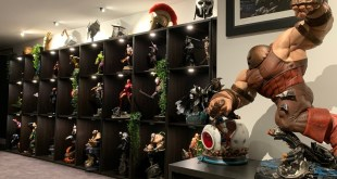 2020 Statue Collection room tour