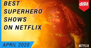 Best Superhero Shows on Netflix (As Of April 2020)