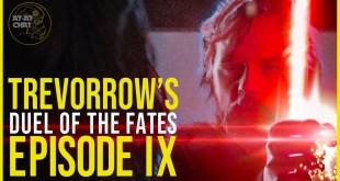 Colin Trevorrow's Duel of the Fates Concept Art | Full Breakdown