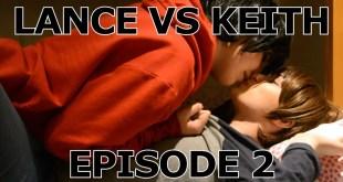 [Cosplay] Lance vs Keith; Pocky Game