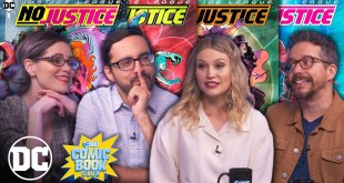 Justice League: No Justice | DC Daily Book Club