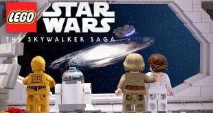 LEGO Star Wars: The Skywalker Saga - Official Trailer