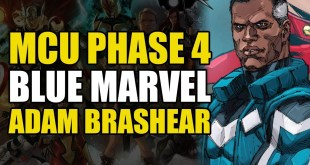 MCU Phase 4: Blue Marvel/Adam Brashear
