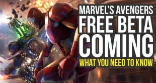 Marvel Avengers Game Beta Release Date & Content - What To Expect (Marvel's Avengers Beta)
