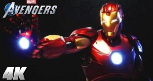 Marvel's Avengers - FULL 4K War Table Gameplay Event (July 2020)