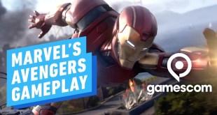 Marvel's Avengers - Official Prologue Gameplay Trailer (4K)