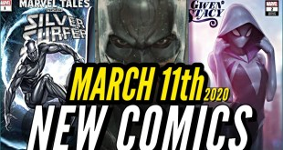 NEW COMIC BOOKS RELEASING MARCH 11th 2020 MARVEL & DC COMICS PREVIEW COMING OUT THIS WEEKS PICKS