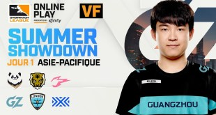 Overwatch League Saison 2020 | Summer Showdown | APAC Jour 1