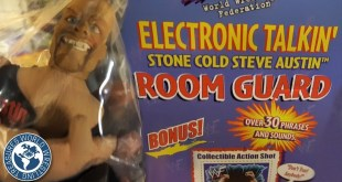 Rare and Strange WWE Merchandise - World Wrestling Treasures