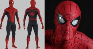 "Spider-Man Civil War ""Concept Art"" Suit 