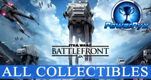 Star Wars Battlefront - All Collectible Locations All Maps/Missions (Hoth, Tatooine, Endor, Sullust)