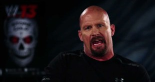 "Stone Cold Steve Austin teaches WWE Games the meaning of ""Attitude"""