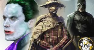 Suicide Squad Concept Art Reveals a Different Film