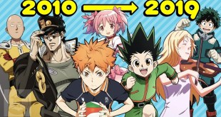 The 2010s - Anime by the Decade | Get In The Robot