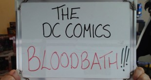 The DC Comics BLOODBATH (We ALL Saw Coming)!!