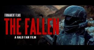 The Fallen - A HALO Fan Film (2015)