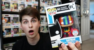 Top 5 Rare Batman Funko Pops!