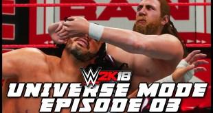 WWE 2K18 | Universe Mode - 'FAKE MERCHANDISE!' | #03