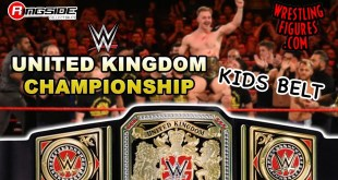 WWE FIGURE INSIDER: United Kingdom (UK) - WWE Toy Wrestling Belt