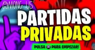 🔴PARTIDAS PRIVADAS AMONG US en DIRECTO ahora JUGANDO CON SUBS AMONG US en directo pc y movil