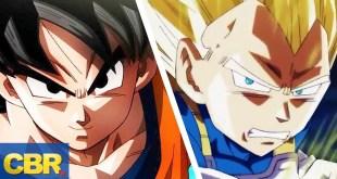 10 Weird Things Goku Can Do That Vegeta Can't In Dragon Ball