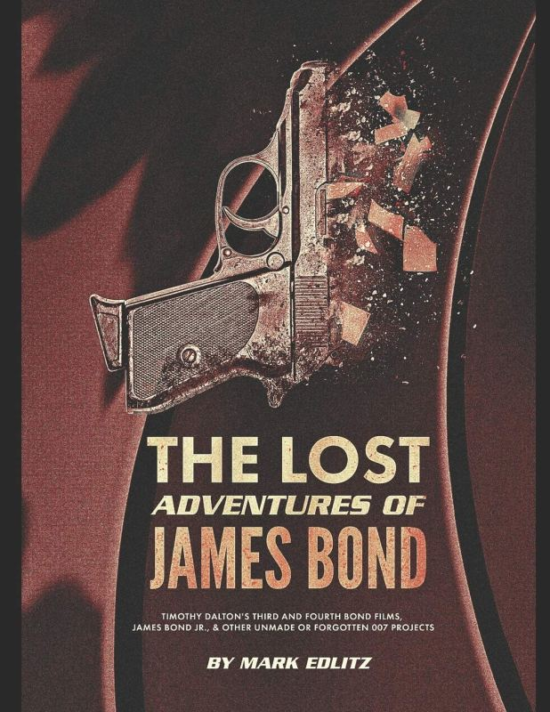 The Lost Adventures of James Bond Book Preview