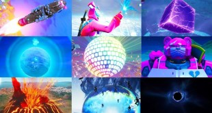 ALL FORTNITE LIVE EVENTS - SEASON 3 TO CHAPTER 2